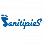 Logo Sanitipies | Marca representada Texalive