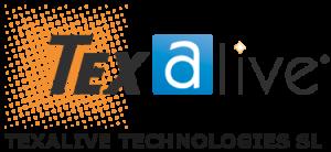 Logo Texalive technologies | Microfibras, membranas y tejidos técnicos