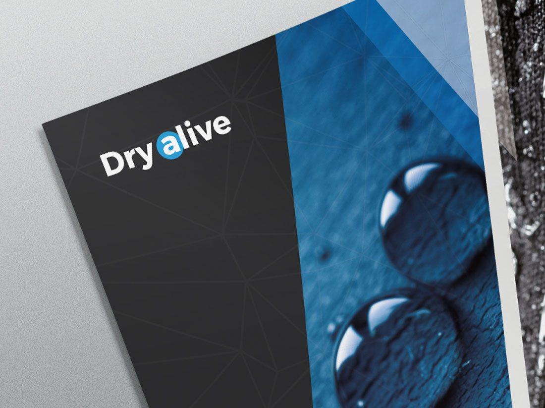Nuevo catálogo Dry Alive